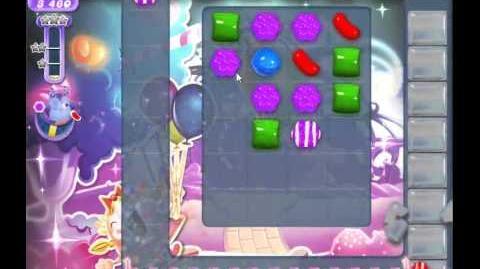 Candy Crush Saga Dreamworld Level 584 (Traumwelt)