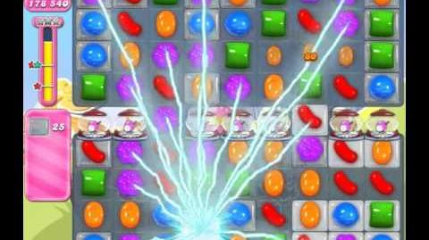 Candy Crush Saga Level 1665 - NO BOOSTERS