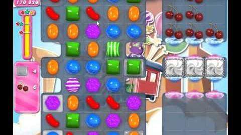 Candy Crush Saga Level 1712 - NO BOOSTERS