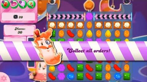 Candy Crush Saga Level 2632 NO BOOSTERS