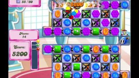 Candy Crush Saga Level 2650 NO BOOSTERS (new version)