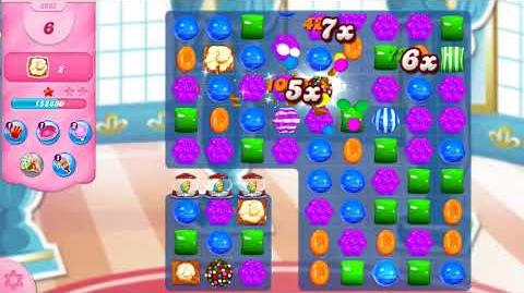 Candy Crush Saga Level 2982 NO BOOSTERS (20 moves)
