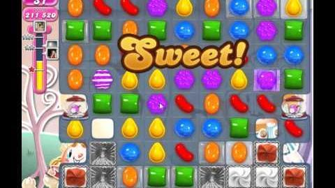 Candy Crush Saga Level 350 3 stars NO BOOSTERS