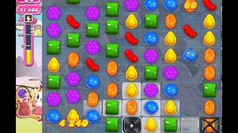 Candy Crush Saga Level 86 - 3 Star - no boosters