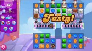 Candy Crush Saga - Level 4552 - No boosters ☆☆☆ HARD