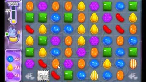 Candy Crush Saga Dreamworld Level 321 (Traumwelt)
