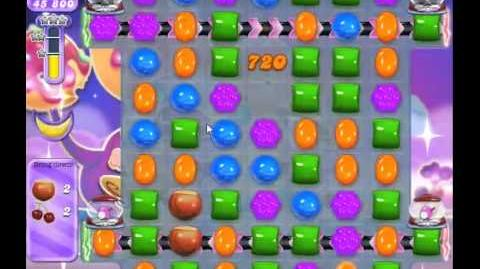 Candy Crush Saga Dreamworld Level 536 (Traumwelt)