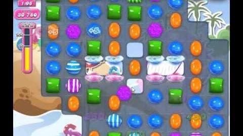 Candy Crush Saga Level 1632 - NO BOOSTERS