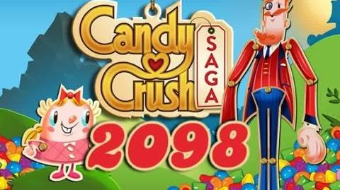 Candy Crush Saga Level 2098