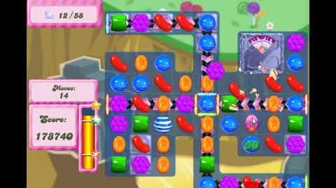 Candy Crush Saga Level 2853 One Free Switch 3Star 2700plus Group
