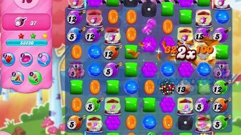 Candy Crush Saga Level 3044 NO BOOSTERS