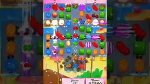 Candy Crush Level 1970 (3rd version, 5 candy colours)