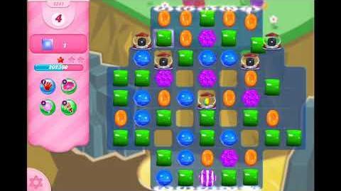 Candy Crush Saga - Level 2841 - No boosters