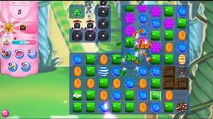 Candy Crush Saga - Level 4127 - No boosters ☆☆☆