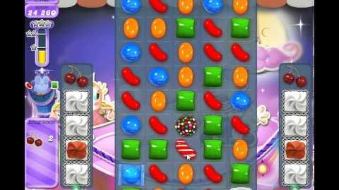 Candy Crush Saga Dreamworld Level 181 No Booster 3 Stars