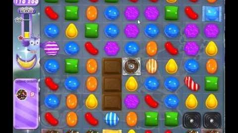 Candy Crush Saga Dreamworld Level 400 (Traumwelt)