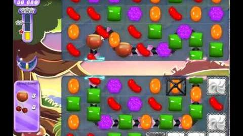 Candy Crush Saga Dreamworld Level 660 (Traumwelt)