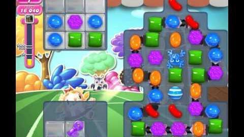 Candy Crush Saga Level 1432 (No booster, 3 Stars)