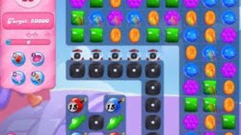 Candy Crush Saga Level 1837 Walkthrough No Booster, 3 Stars New Version J