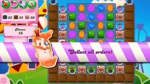Candy Crush Saga Level 2671 NO BOOSTERS