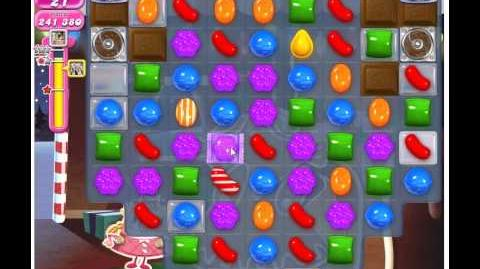Candy Crush Saga Level 275 3 stars NO BOOSTERS