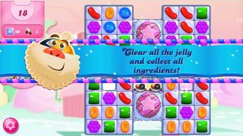 Candy Crush Saga Level 3195 NO BOOSTERS