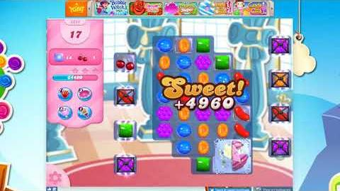 Candycrush 2654 hard, no booster