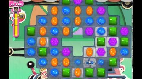 How to beat Candy Crush Saga Level 18 - 3 Stars - No Boosters - 107