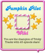 Pumpkin Pilot