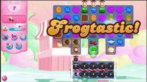 Candy Crush Saga - Level 4166 - No boosters ☆☆☆