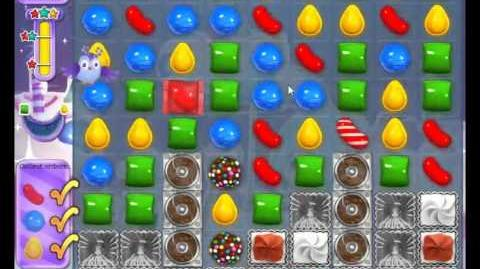 Candy Crush Saga Dreamworld Level 354 (Traumwelt)