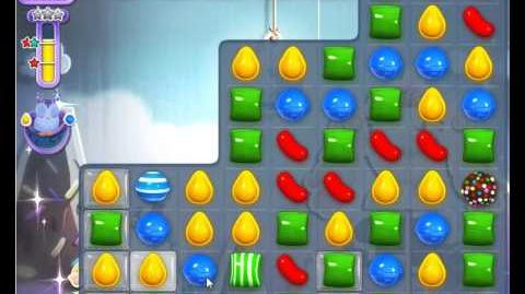 Candy Crush Saga Dreamworld Level 40 (Traumland)