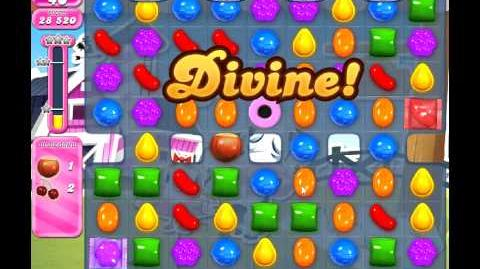 Candy Crush Saga Level 238 NB 3 Stars just 7 moves!!