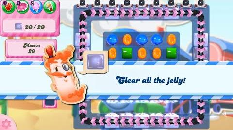 Candy Crush Saga Level 2810 NO BOOSTERS