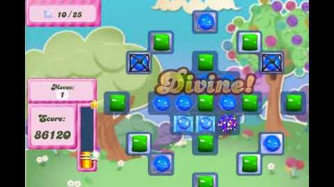 Candy Crush Saga Level 2821 NO BOOSTERS 2Star 2700plus Group
