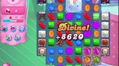 Candy Crush Saga Level 3001 NO BOOSTERS (third version)