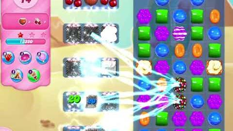 Candy Crush Saga Level 3029 NO BOOSTERS (second version)