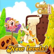 New levels released 176 2