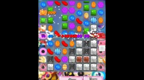 Candy Crush Level 1415 30 moves