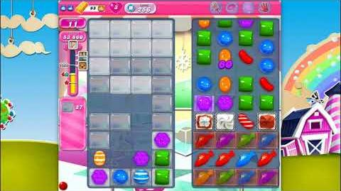 Candy Crush Saga - Level 256 - No boosters ☆☆☆