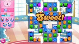 Candy Crush Saga - Level 4696 - No boosters ☆☆☆
