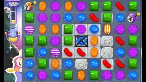 Candy Crush Saga Dreamworld Level 99 (Traumwelt)