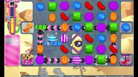 Candy Crush Saga LEVEL 2136 NO BOOSTERS