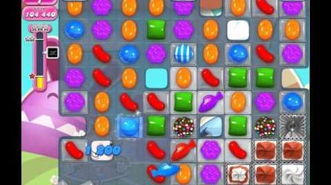 Candy Crush Saga Level 1591 (No booster)