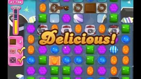 Candy Crush Saga Level 1877 - NO BOOSTERS