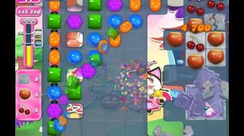 Candy Crush Saga Level 1945 ( New with 28 Moves ) No Boosters 1 Star