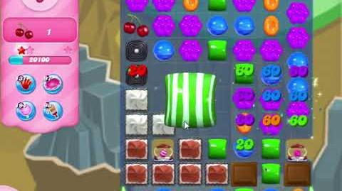 Candy Crush Saga Level 2903 NO BOOSTERS (second version)
