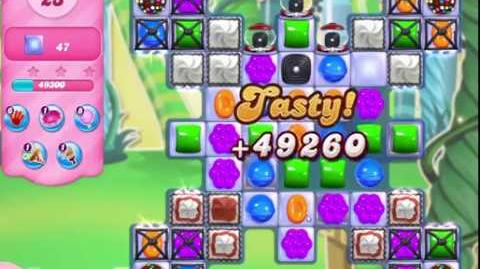Candy Crush Saga Level 2946 NO BOOSTERS (third version)