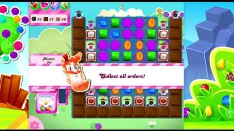 Not enough orders left on the board - Candy Crush Bug Level 2671