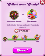 Weekend Event - Collect some Candy done